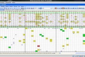Nuove tabelle statistiche/probabilistiche a Palermo
