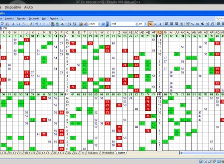 10 e lotto aggiornamento tabelle e nuovo pronostico