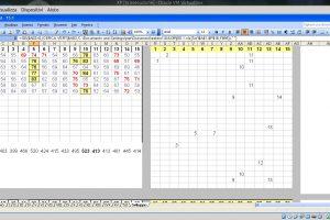 Tabelle statistiche/previsionali al 4/6/17, Nazionale 3 coppie probabili