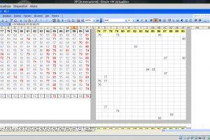 Tabelle aggiornate 11/6/17, Torino, fascia >71